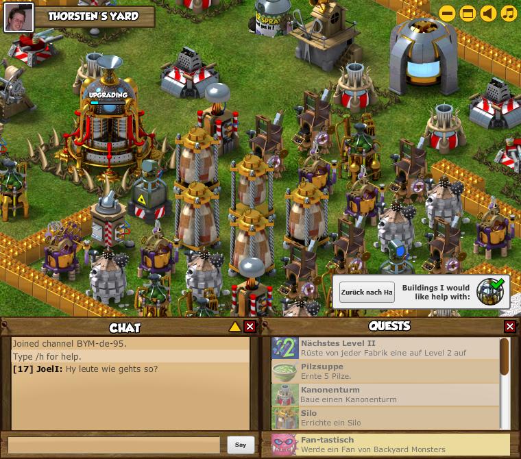 backyard monsters kostenlos online spielen auf alle facebookspiele