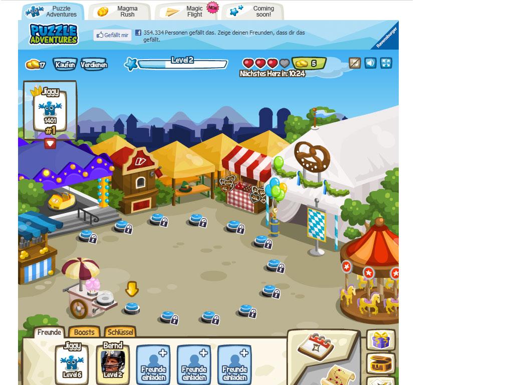 puzzle book online spielen